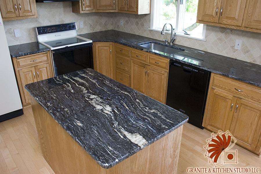 Cosmic Black Granite Amp Kitchen Studio