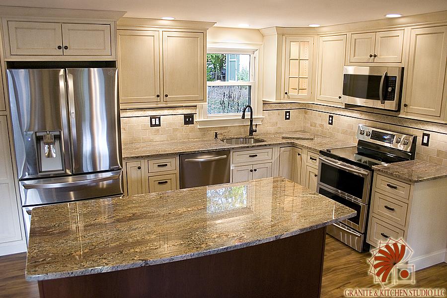 Crema Bordeaux - Granite & Kitchen Studio
